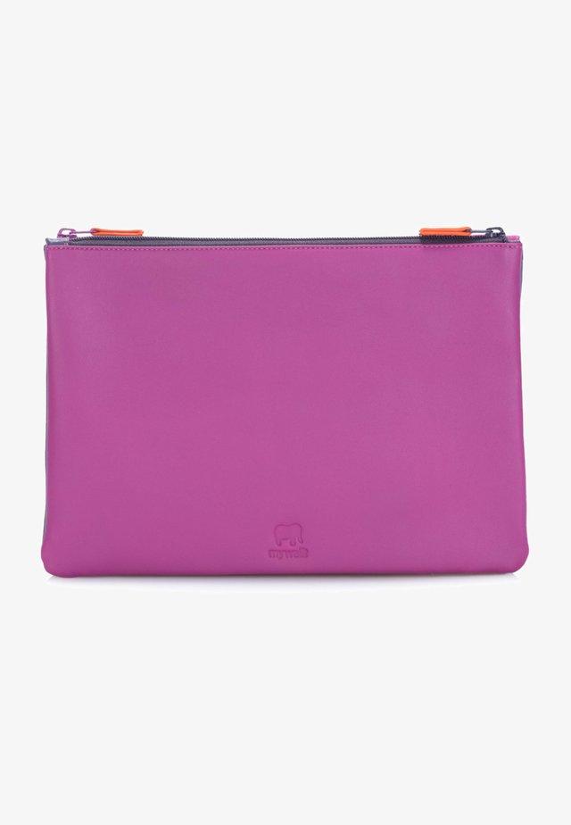 Clutch - purple