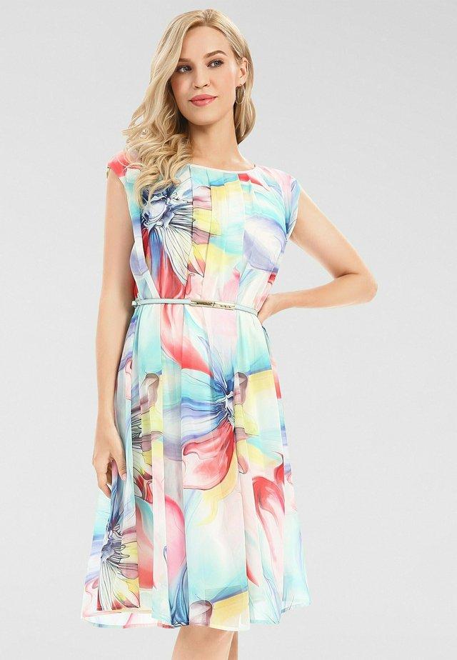 Robe d'été - mint-multicolor