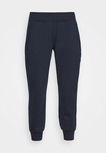 GARY YOGA TROUSERS - Pantalones deportivos - navy blue