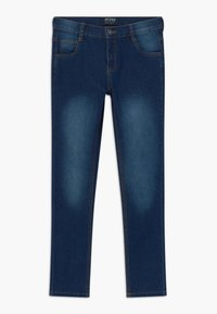 Blue Seven - TEENS BASIC SLIM - Slim fit jeans - jeansblau - 0