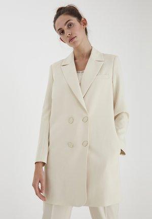 Short coat - tapioca
