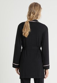 kate spade new york - ROBE - Župan - black - 2