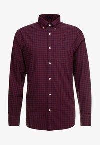 GANT - REGULAR FIT - Shirt - port red - 3