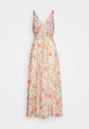 CLEO BOW BACK DRESS - Maxi šaty - multi-coloured