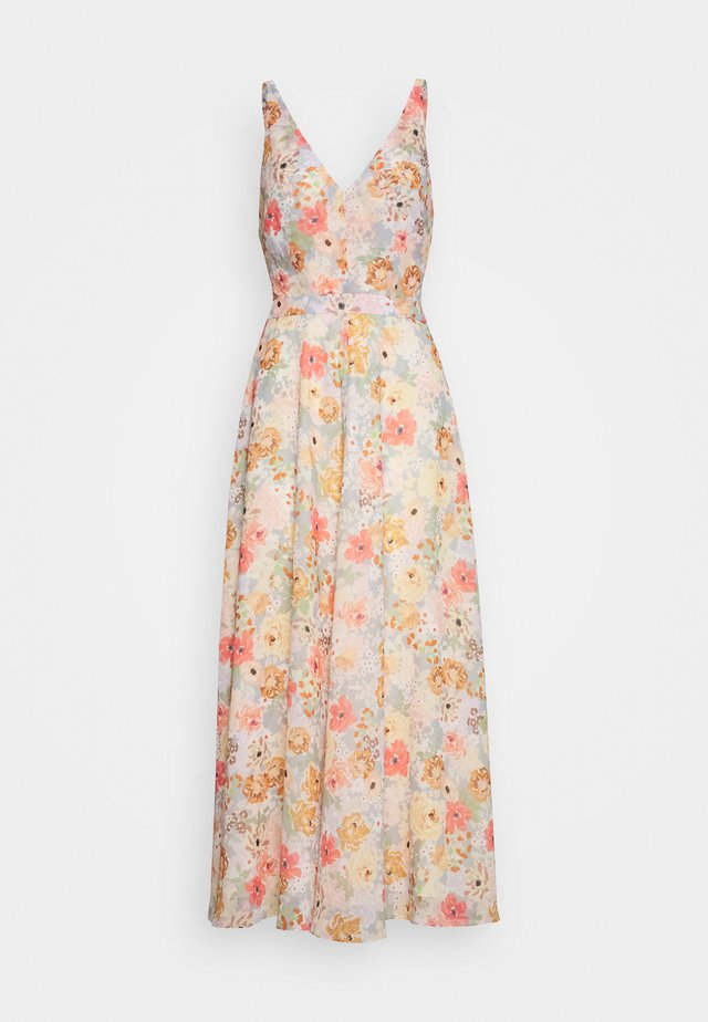 CLEO BOW BACK DRESS - Maxi dress - multi-coloured