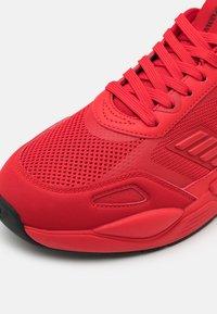 Emporio Armani - Sneakersy niskie - red - 5