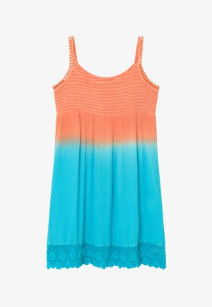 SMALL GIRLS - Day dress - canteloupe
