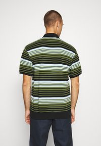Obey Clothing - ESTATE - Polo shirt - black/multi - 2