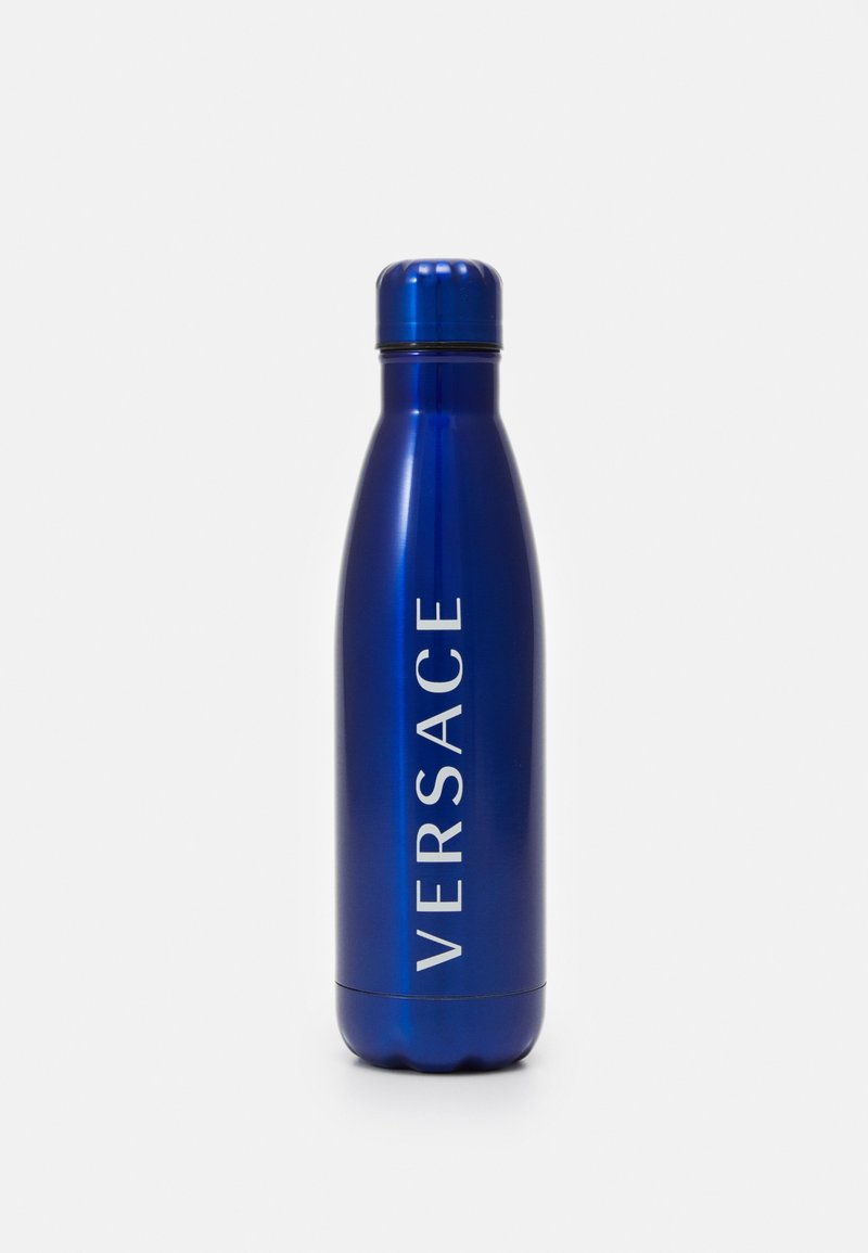 Versace - BORRACCIA ACCIAIO LOGO  - Sportovní lahev - bluette