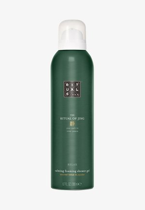 THE RITUAL OF JING FOAMING SHOWER GEL - Shower gel - -