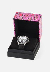 Just Cavalli - HIS HER PAIR - Chronograaf - black/silver-coloured - 4