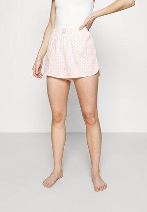 SHORT - Bas de pyjama - coral