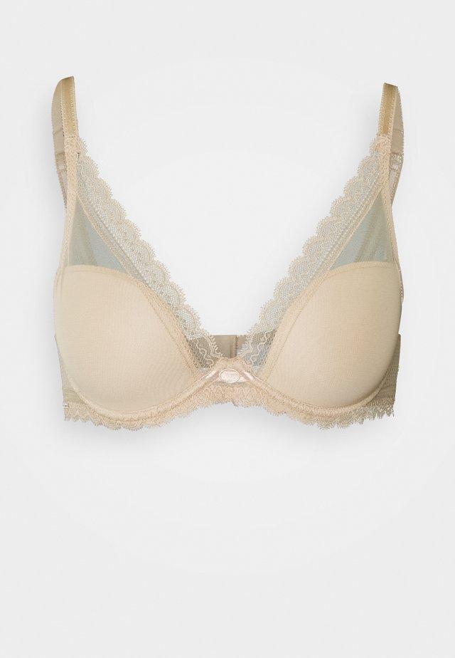 PARISIAN ALLURE TIEF - Kaarituettomat rintaliivit - nude
