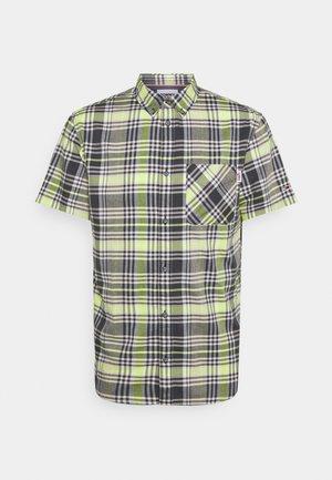 SHORTSLEEVE CHECK - Camisa - multi-coloured