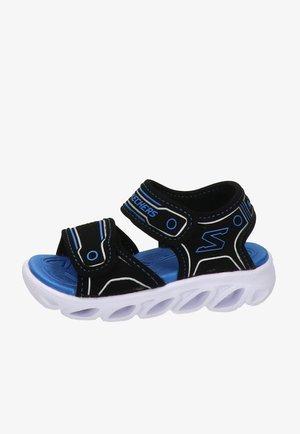 S-LIGHTS  - Walking sandals - black