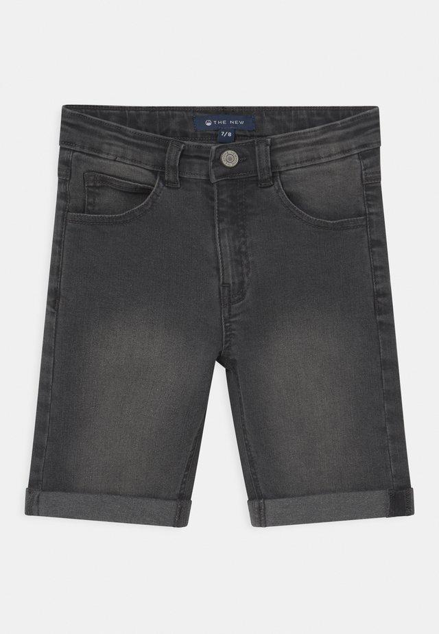 SLIM  - Shorts di jeans - grey denim