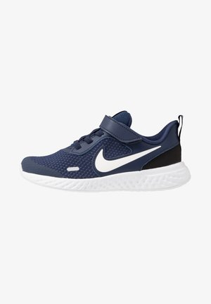 REVOLUTION 5 - Chaussures de running neutres - midnight navy/white/black