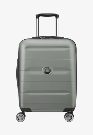 COMETE - Wheeled suitcase - green