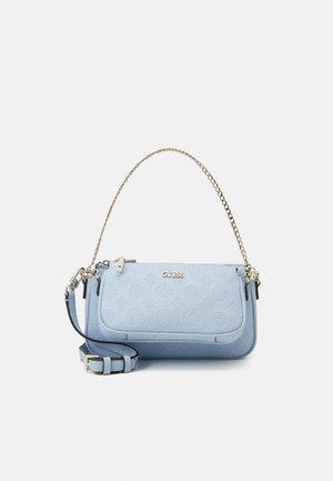 DAYANE DOUBLE POUCH CROSSBODY SET - Handbag - sky