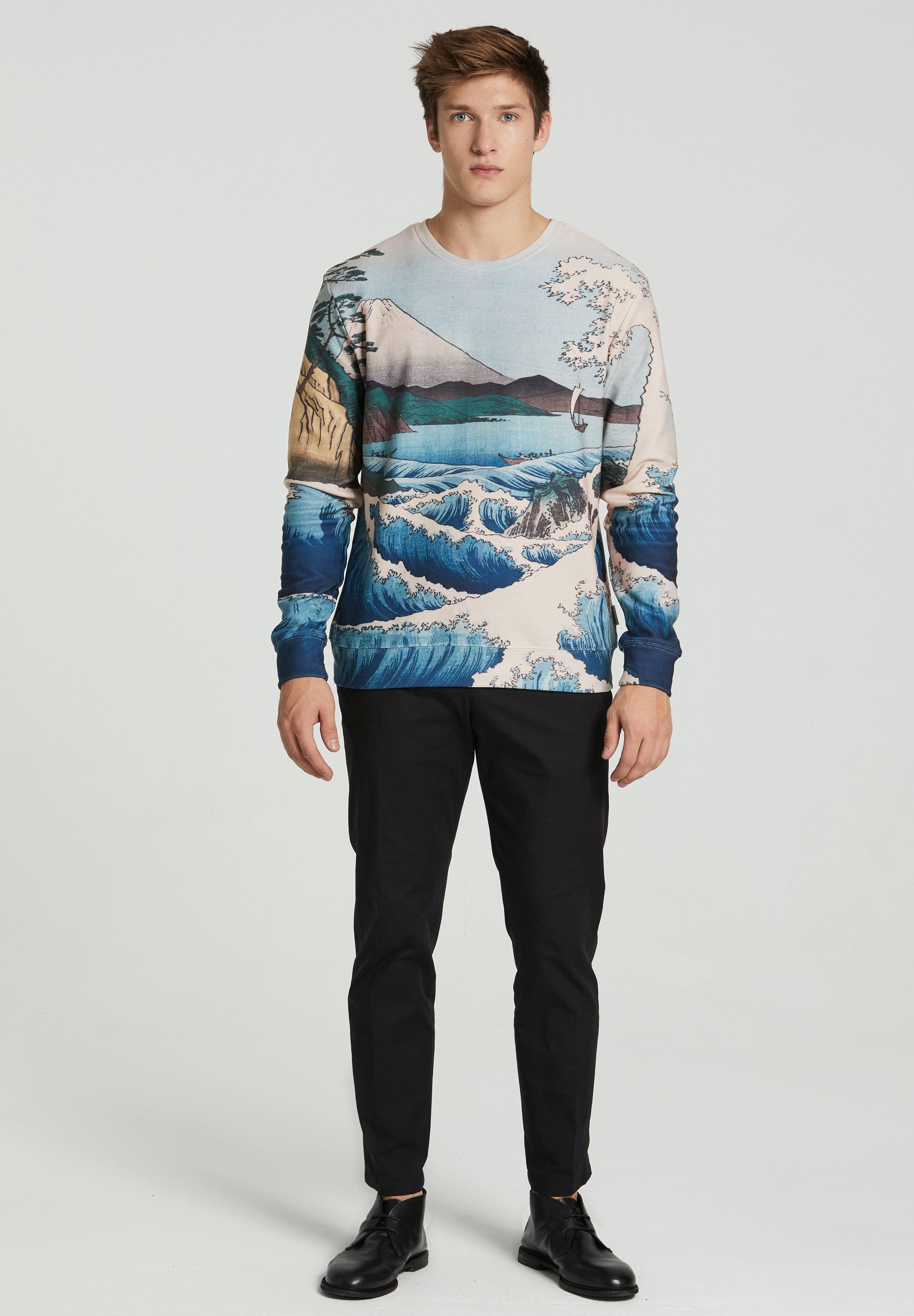 Damen THE SEA OF SATTA - Sweatshirt