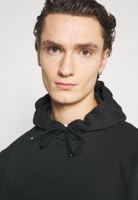 adidas Originals - HOODY - Sweatshirt - black - 3