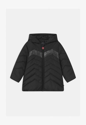 GIRLS  - Krátký kabát - black