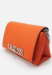Guess - UPTOWN CHIC MINI XBODY FLAP - Borsa a tracolla - orange - 3