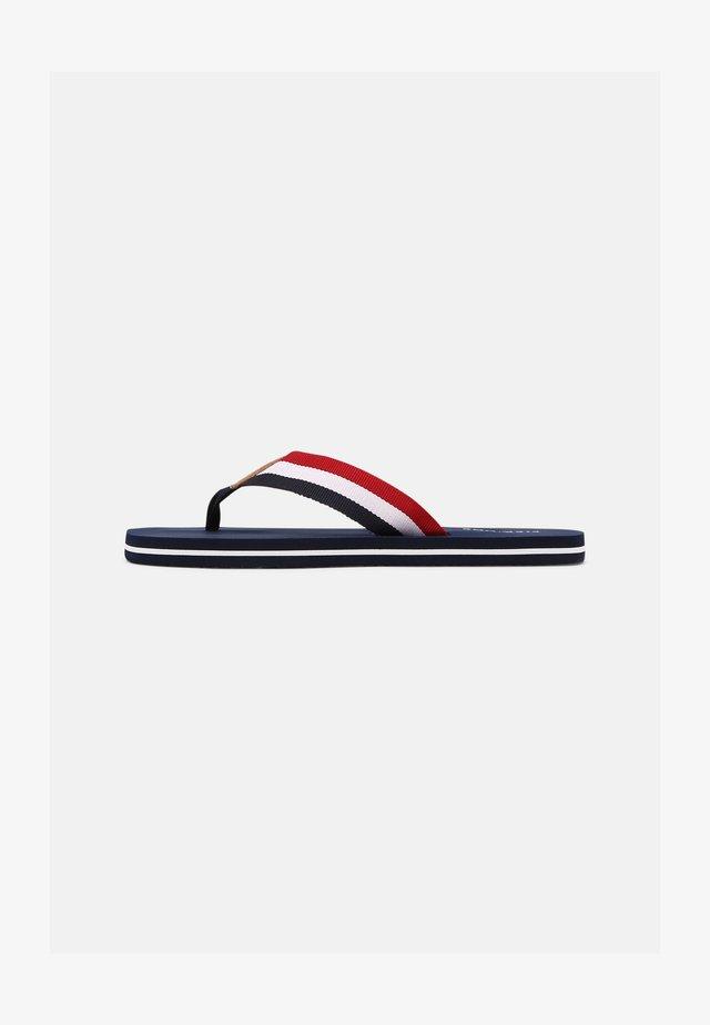 Sandály s odděleným palcem - dark blue