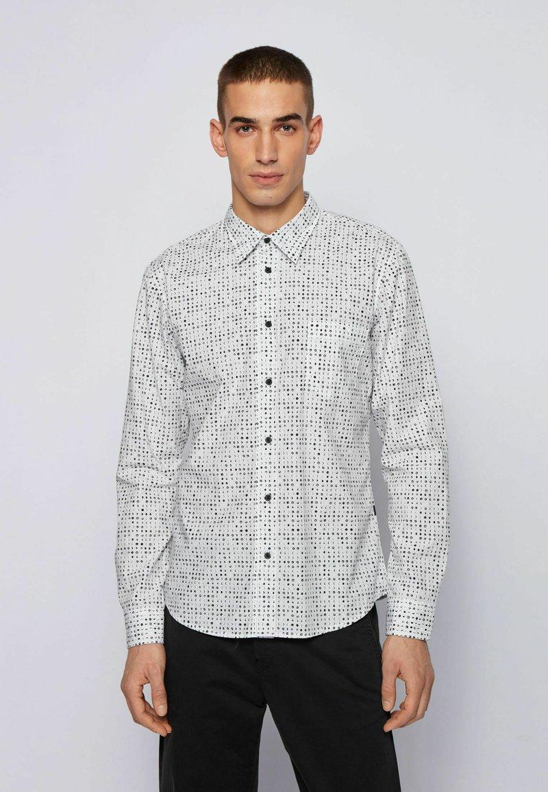 BOSS - BANKS - Camicia - white