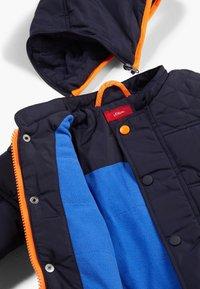 s.Oliver - Down jacket - dark blue - 1
