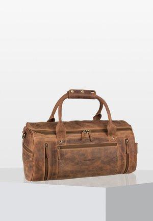 VINTAGE   - Weekend bag - brown