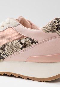 Anna Field - Sneakers - beige/rose - 2