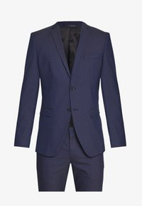 Selected Homme - SLHSLIM MYLOLOGAN SUIT SET - Traje - blue - 8