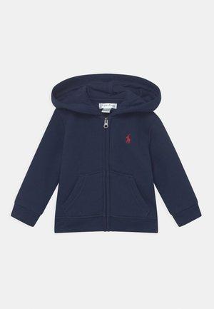 HOOD - Zip-up sweatshirt - cruise navy