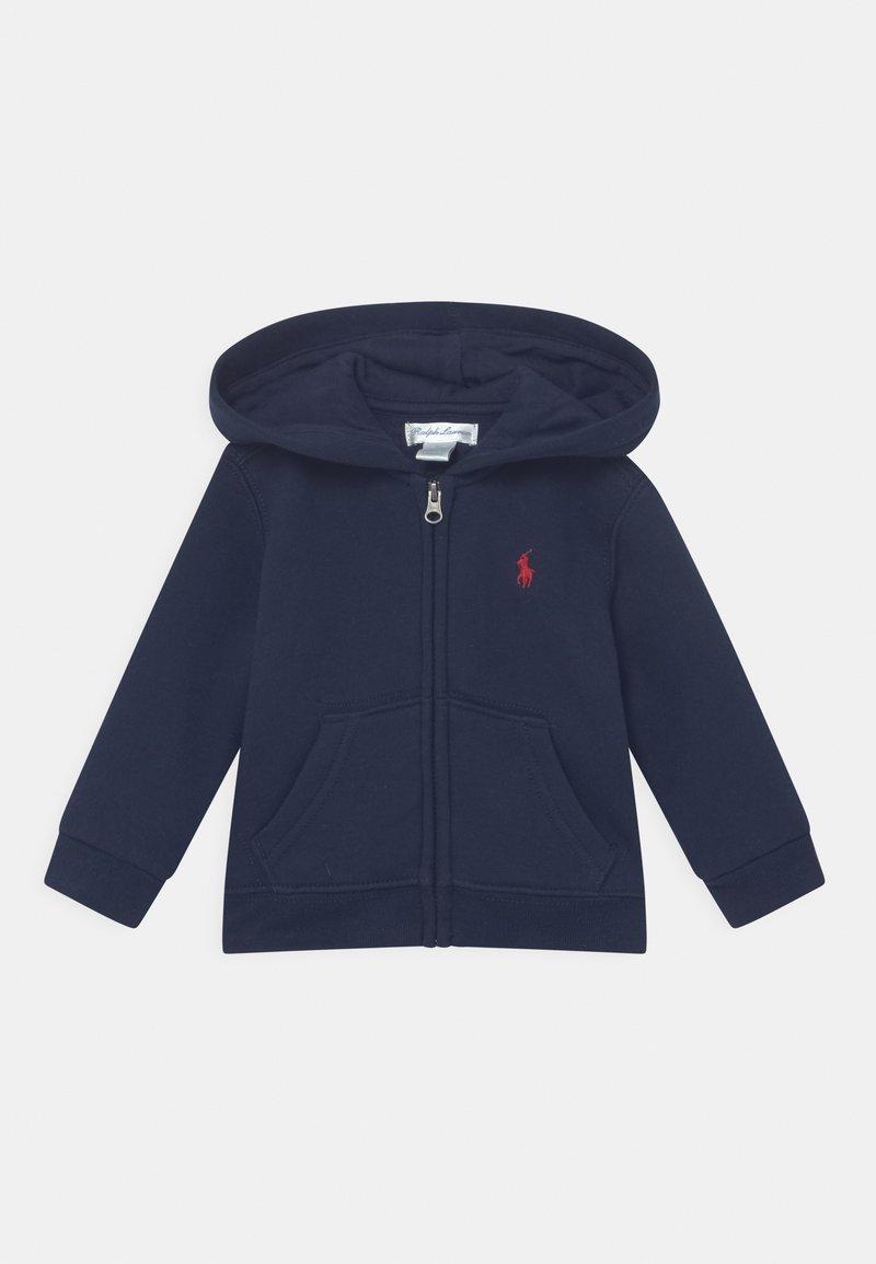 Polo Ralph Lauren - HOOD - Zip-up sweatshirt - cruise navy