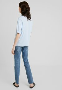 KIOMI TALL - Button-down blouse - kentucky blue - 2