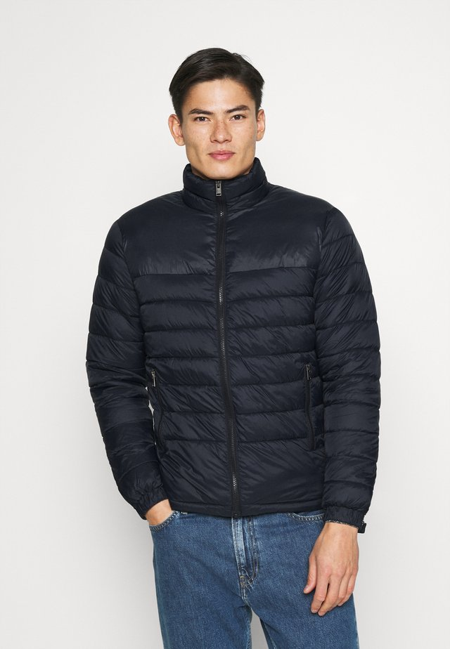 SLHNATHAN PUFFER - Light jacket - sky captain