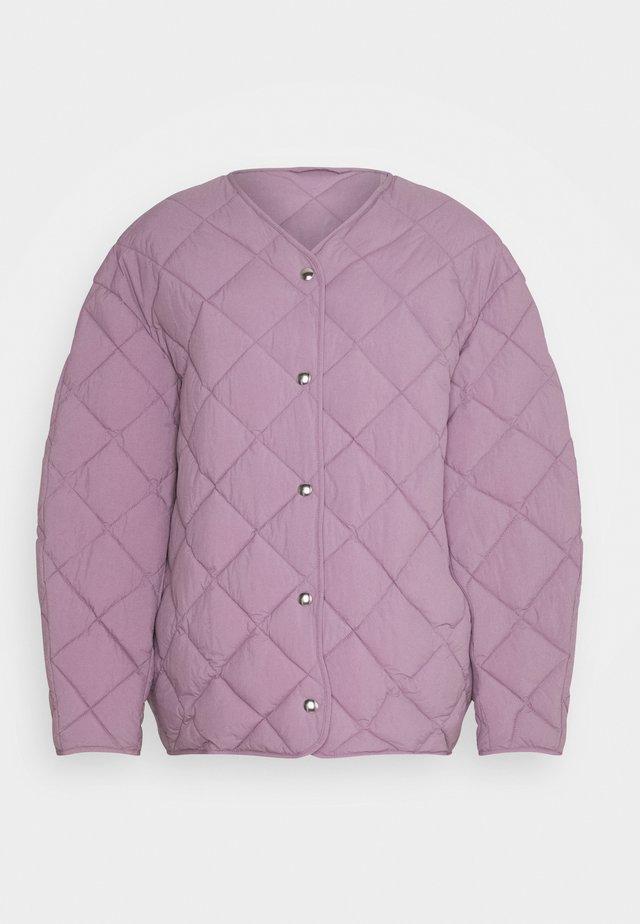 Overgangsjakker - purple