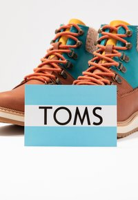 TOMS - MESA - Ankle boots - brown - 7