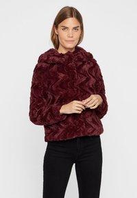 Vero Moda - VMCURL - Winter jacket - port royale - 0