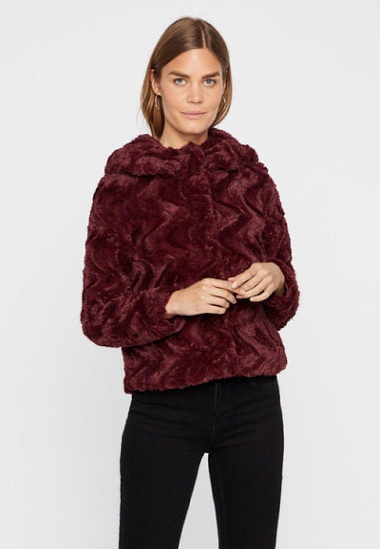 Vero Moda - VMCURL - Winter jacket - port royale