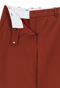 BOSS - TISLETTI - Trousers - brown - 5