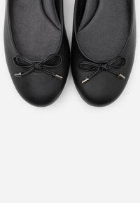 Esprit - VALENCIAO - Ballet pumps - black - 5