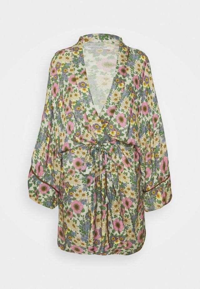 RANIA KIMONO - Dressing gown - multicoloured