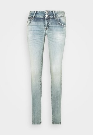 MOLLY - Jeans slim fit - panile wash