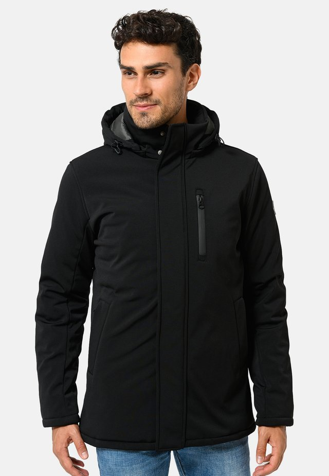 Outdoorjas - black