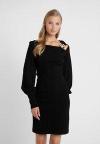 Just Cavalli - Day dress - black - 0