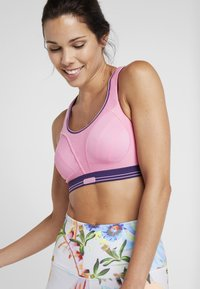 Shock Absorber - ULTIMATE RUN - Sports-bh'er - pink/lila - 3