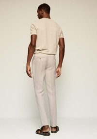 Mango - FLORIDA - Chinos - open beige - 2