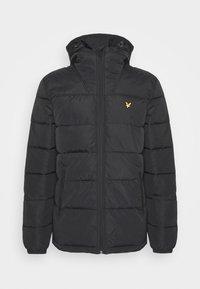WADDED JACKET - Winter jacket - jet black